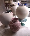 2018 B Foley Studio pots